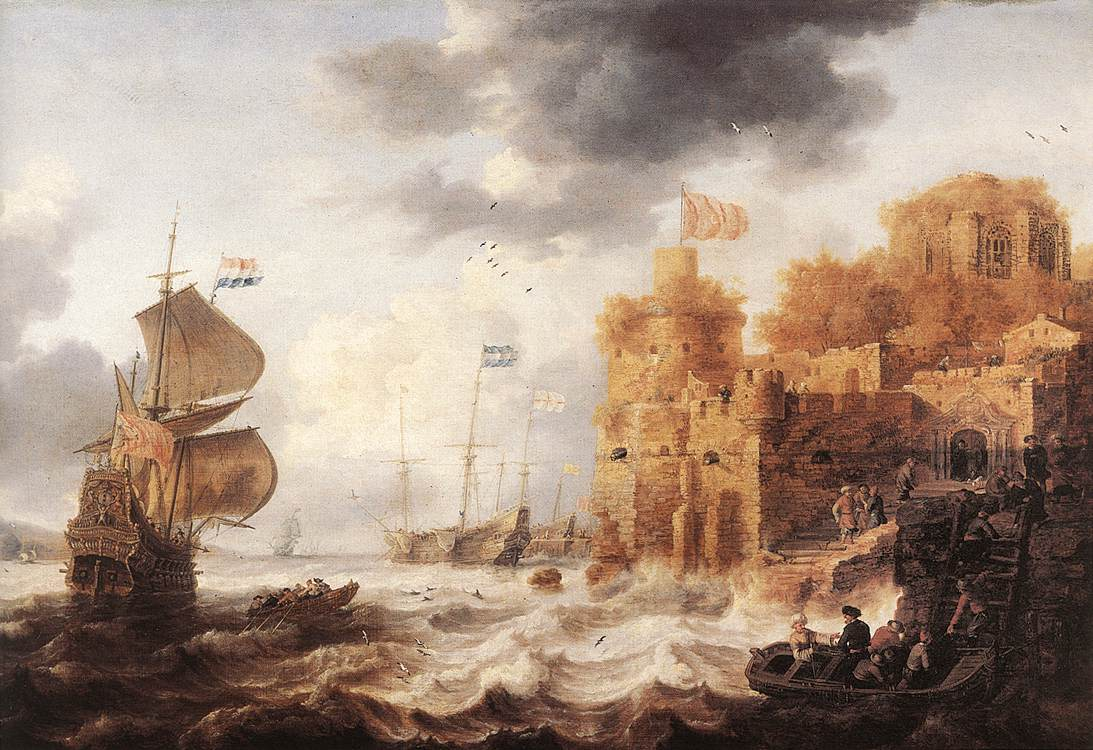 An Oriental Harbour