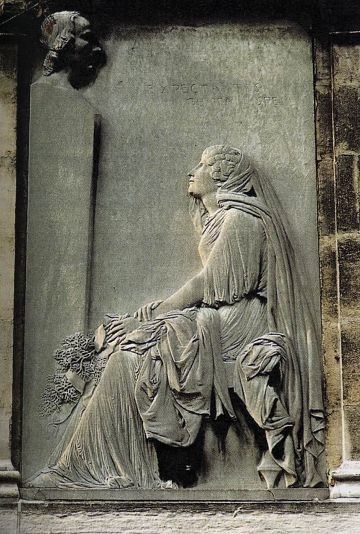 Tomb of the Comte de Bourcke