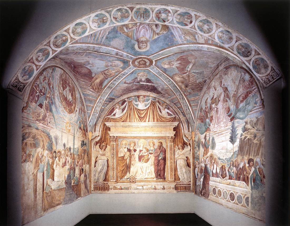 Shrine of the Madonna della Tosse