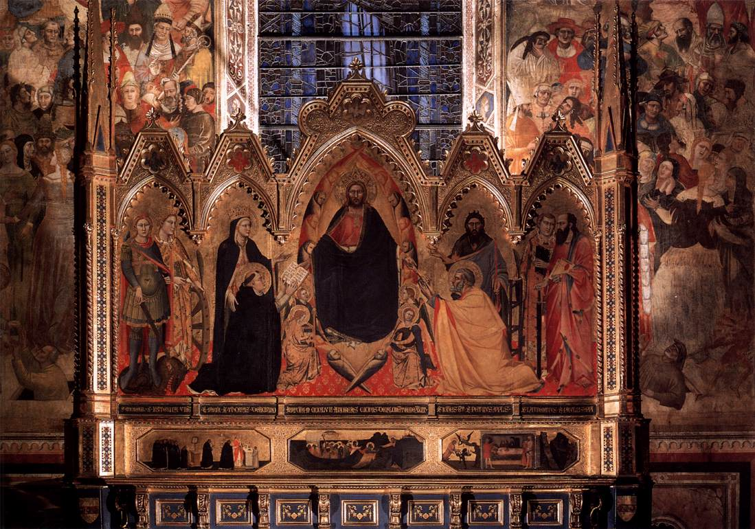 The Strozzi Altarpiece