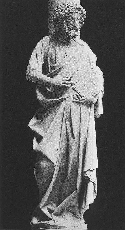Figure of Apostle