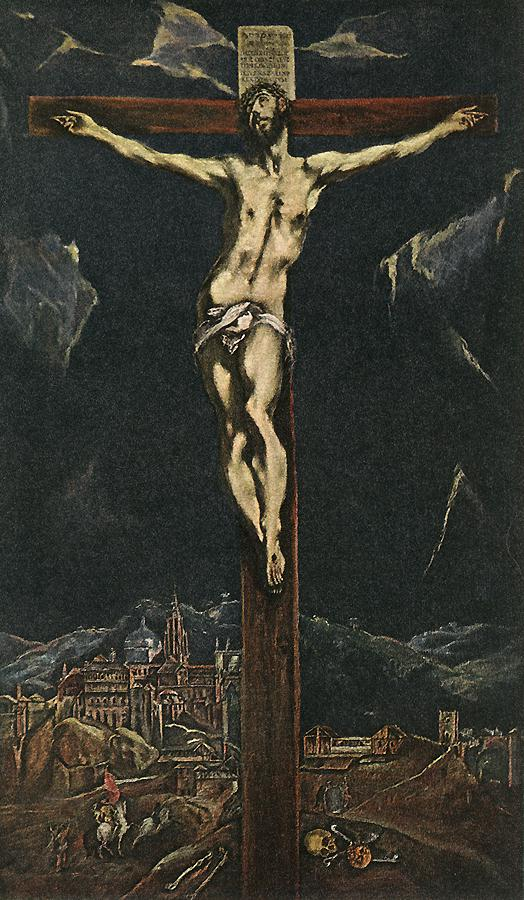 Christ in Agony on the Cross