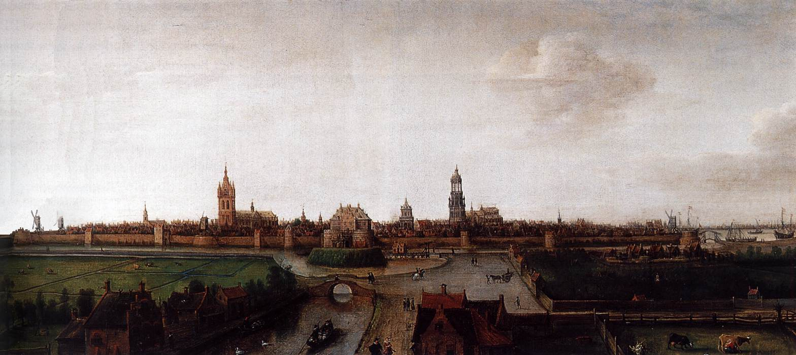 View of Delft from the...