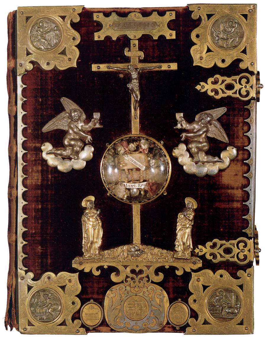 Cover of the Gospels of Henry the Lion