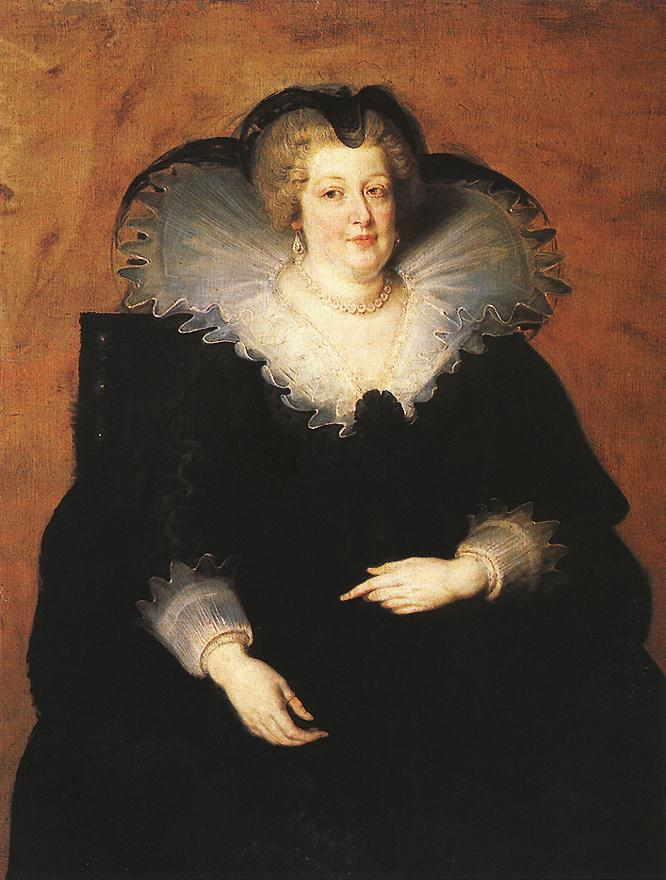 Marie de M�dici, Queen of France