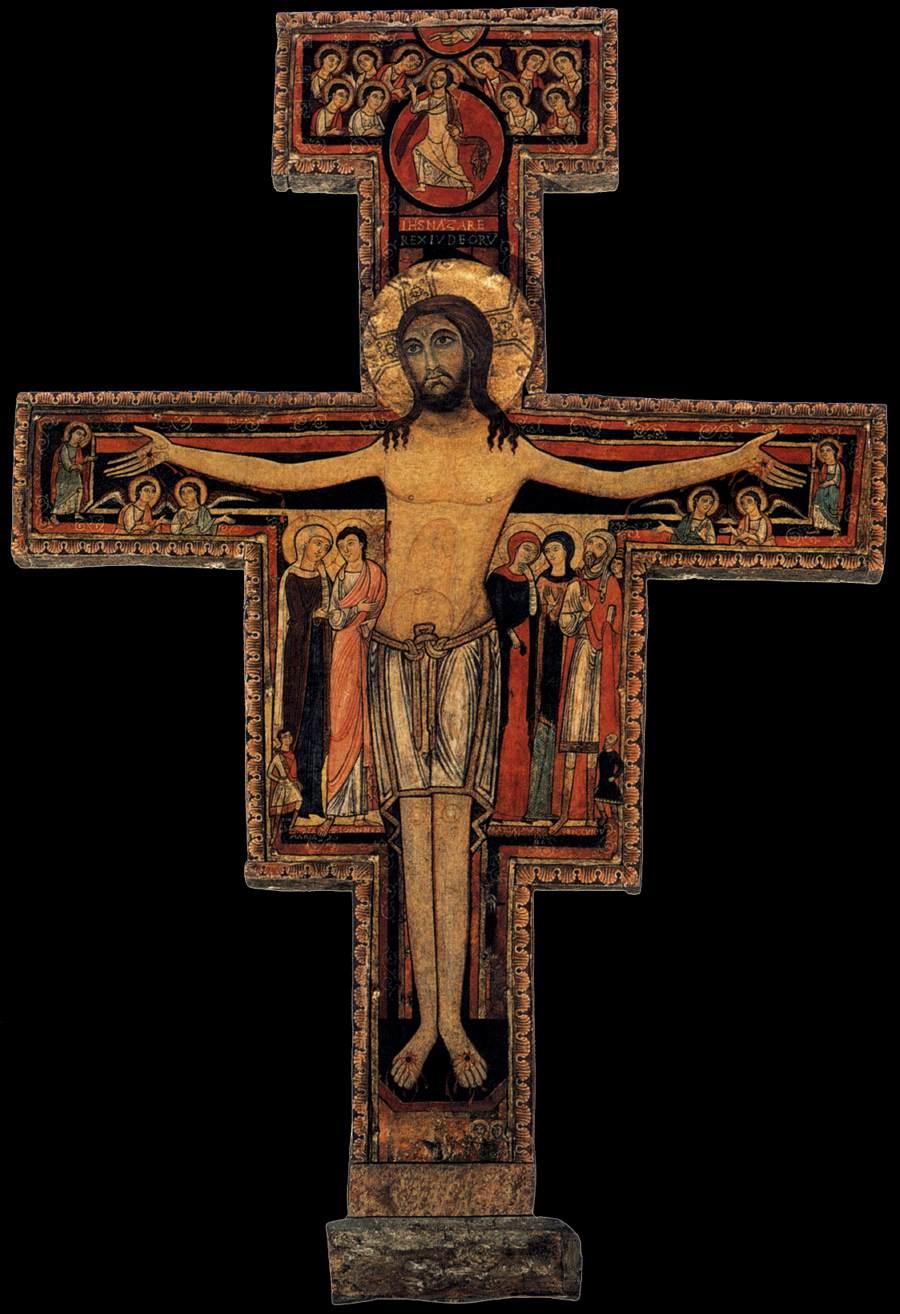 Damian Roman Crucifixion