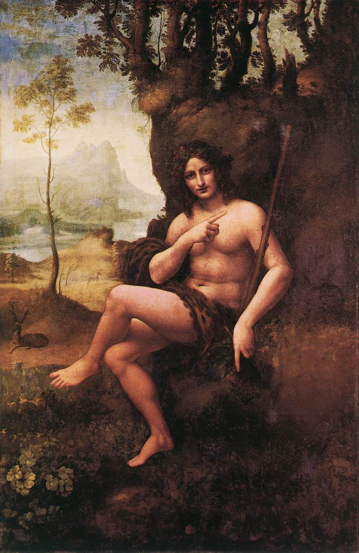 St John in the Wilderness (Bacchus)