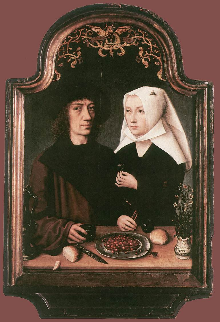 Portrait of the Artist and his Wife