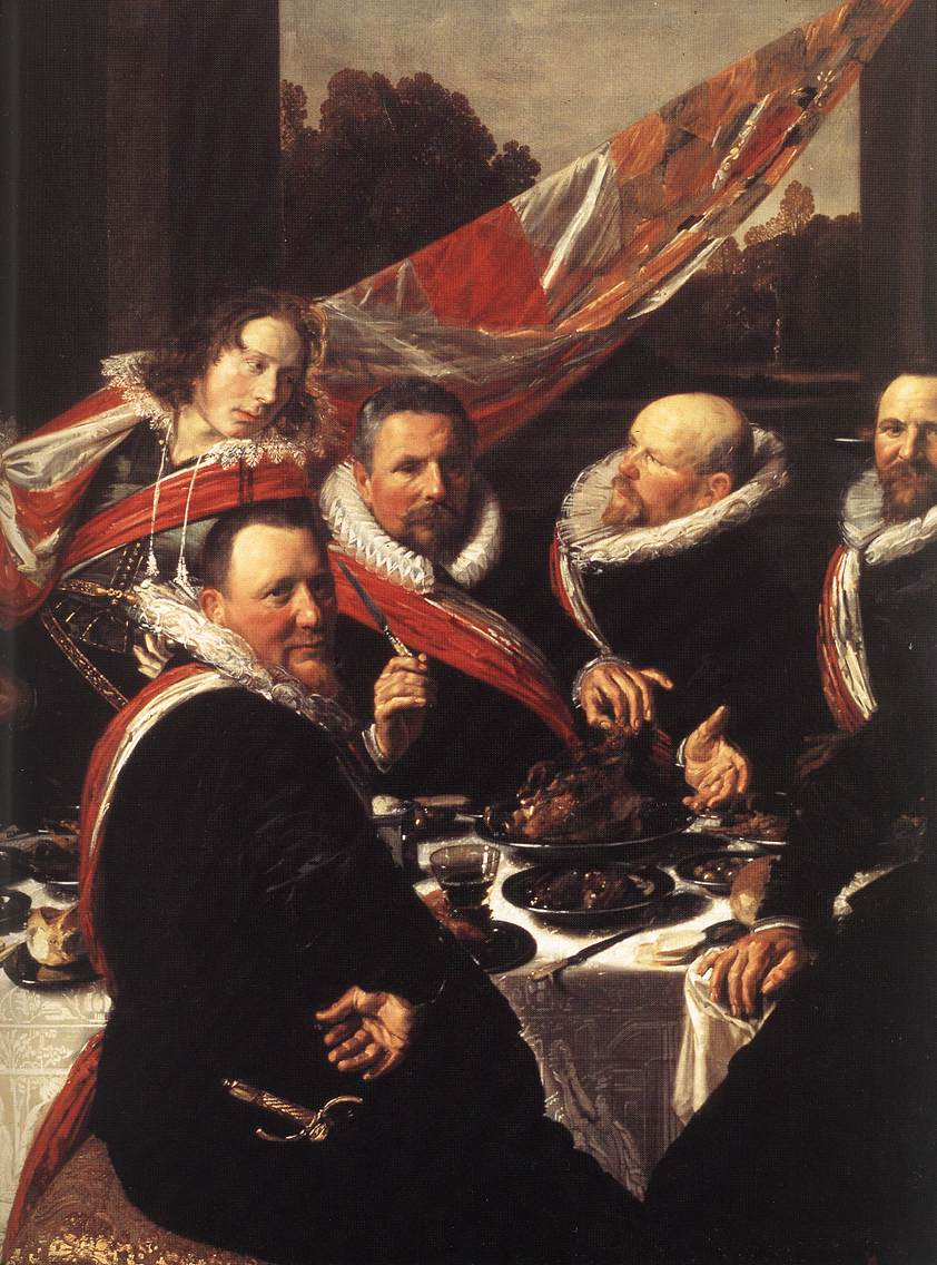 Banquet of the Officers of the St George Civic Guard
