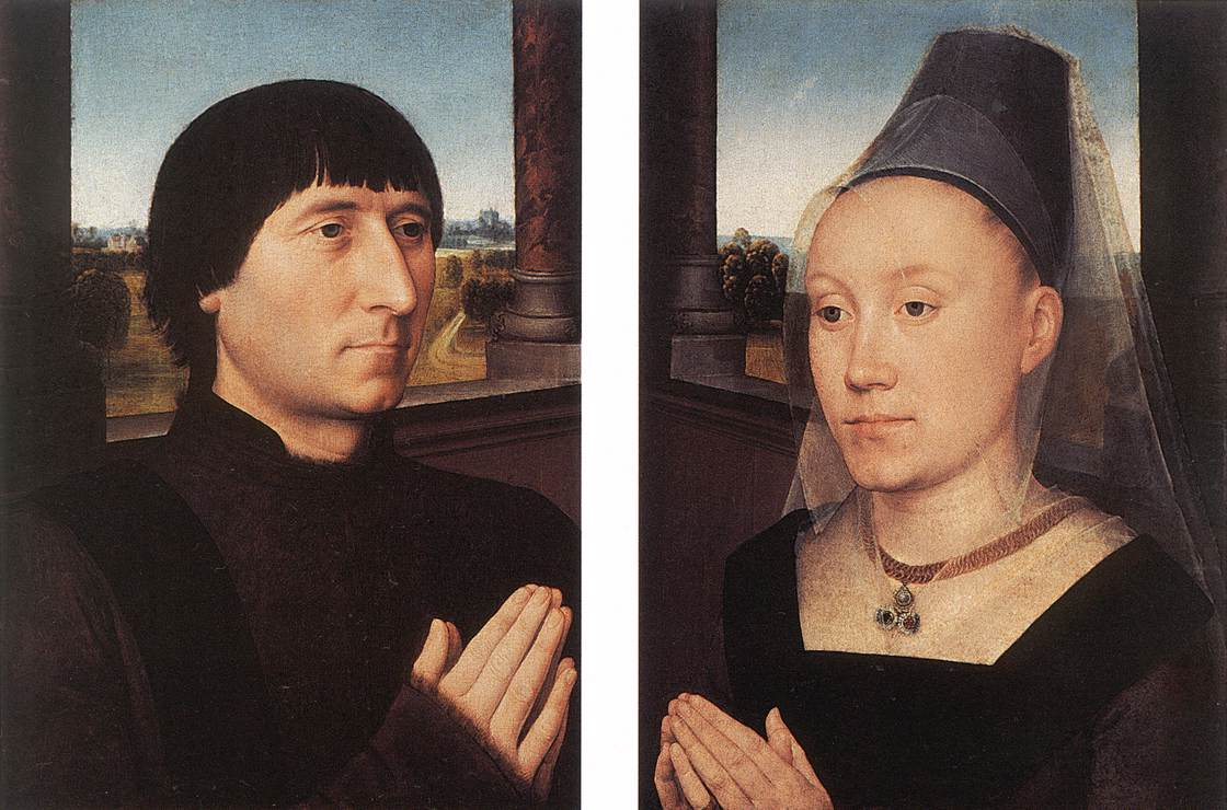 Portraits of Willem Moreel and His Wife