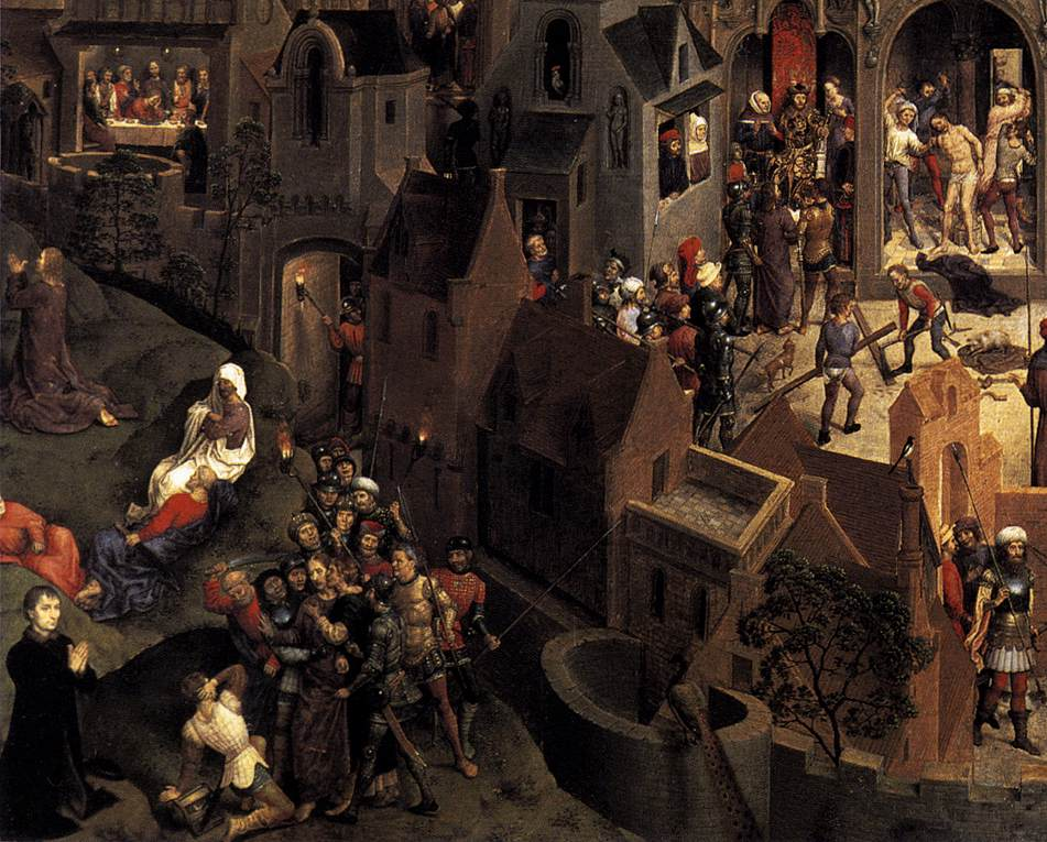Scenes from the Passion of Christ