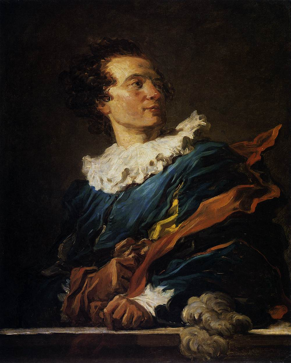 Abbé de Saint-Non (Fanciful Figure)