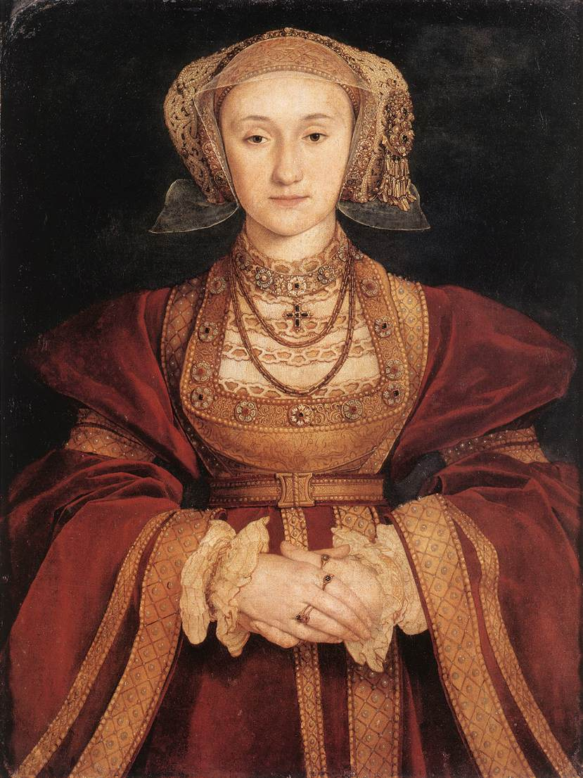 Image result for anne of cleves holbein