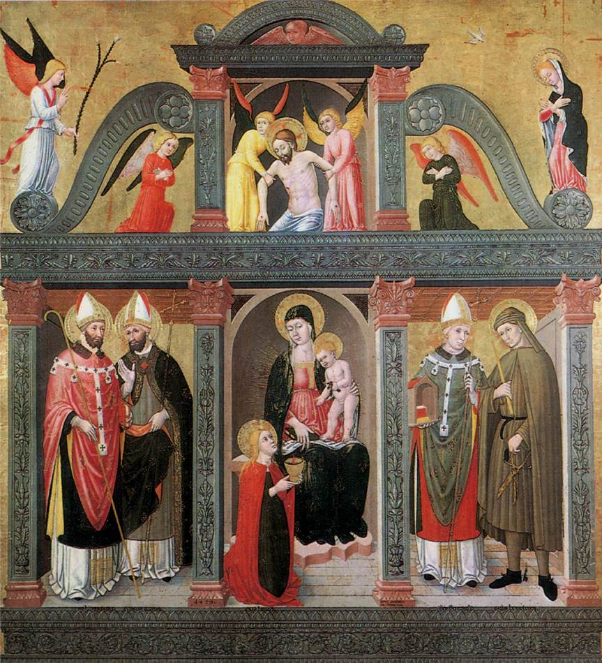 St Lucy Altarpiece (Pala di S. Lucia)