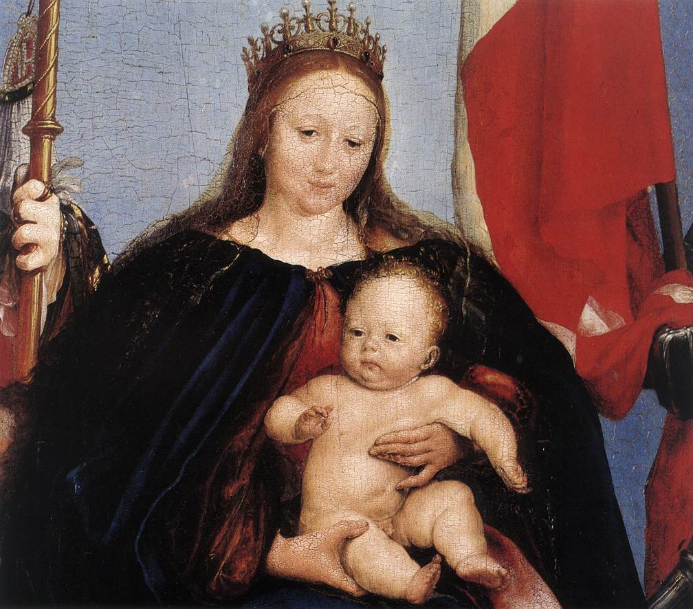 The Solothurn Madonna