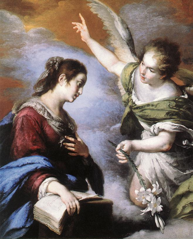 The Annunciation