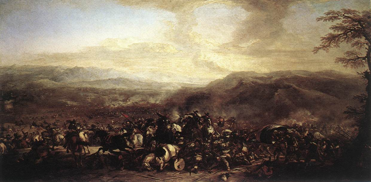 The Battle of Mongiovino