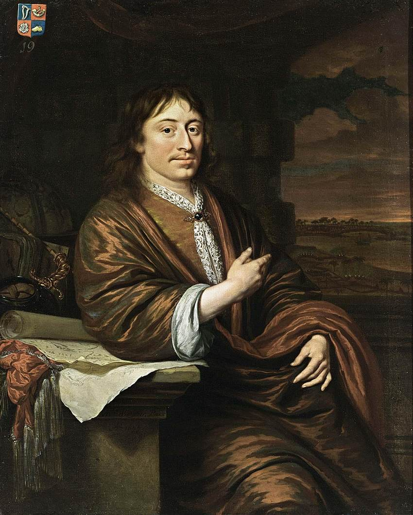 Portrait of Gerard Pietersz. Hulft