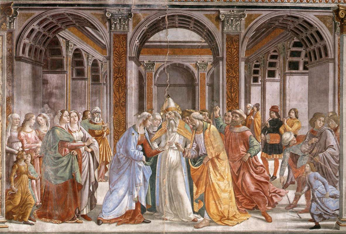 Marriage of Mary