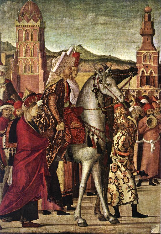 Triumph of St George