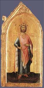 St Ladislaus, King of Hungary