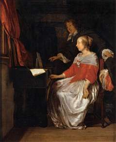 Virginal Player