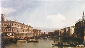 View of the Grand Canal