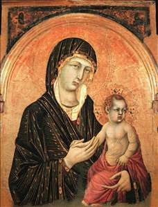 Madonna and Child (no. 583)