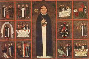 Scenes from the Life of St Dominic