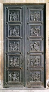 Bronze Doors of the New Sacristy