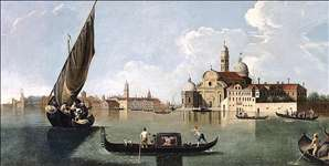 View of San Michele, Venice