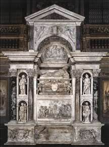 Tomb of Pope Hadrian VI
