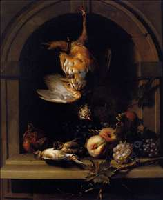 Partridge in a Niche