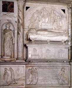 Monument to Doge Giovanni Mocenigo (detail)