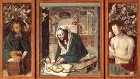The Dresden Altarpiece