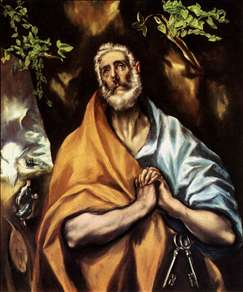 St Peter in Penitence