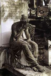 Sorrow, Tomb of Pierre Gareau