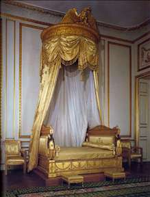 Ceremonial Bedroom of Pauline Borghese