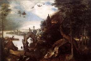 The Temptation of St Anthony
