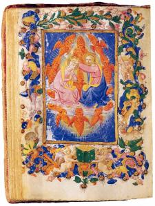Book of Hours for the Use of Rome