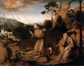 St Francis Altarpiece (central panel)