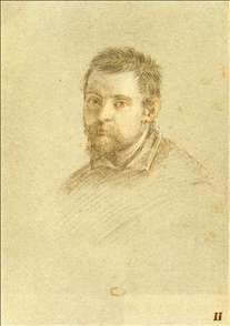 Portrait of Annibale Carracci