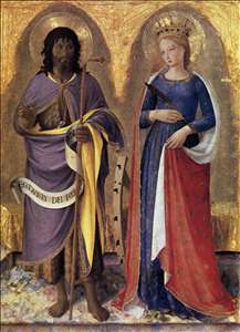 Perugia Altarpiece (right panel)