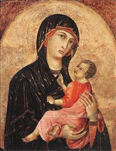 Madonna and Child (no. 593)