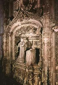 Tomb of Infante Alfonso