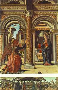 Annunciation and Nativity (Altarpiece of Observation)