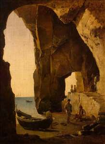 Cave in Sorrento