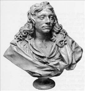 Bust of Sir Christopher Wren