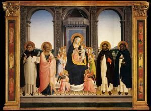 San Domenico Altarpiece