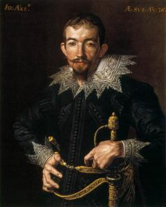 Portrait of a Gentleman with a Sword